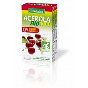 NATURLAND - ACEROLA 1000 BIO