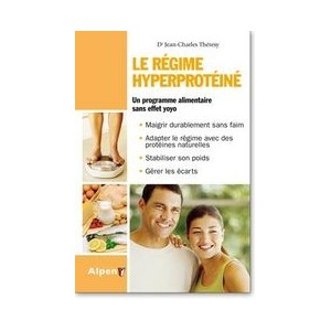 Alpen - Le r&eacute;gime hyperprot&eacute;in&eacute;