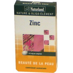 Naturland - Oligo-&eacute;l&eacute;ment Zinc