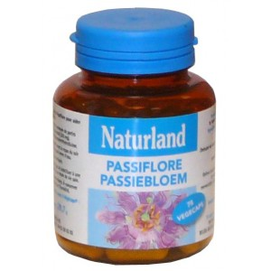 NATURLAND - PASSIFLORE - 75 VGCAPS