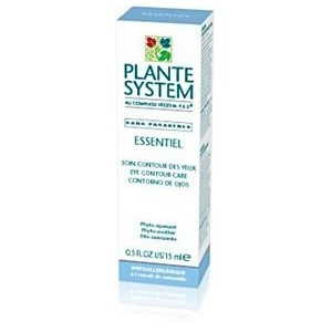PLANTE SYSTEM - ESSENTIEL - CONTOUR DES YEUX SANS PARABEN