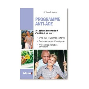 Alpen - Programme anti-&acirc;ge