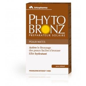 ARKOPHARMA - PHYTOBRONZ PEAUX MATES