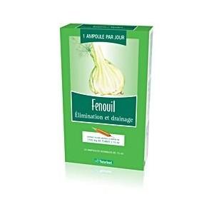 NATURLAND - EXTRAIT FLUIDE - FENOUIL