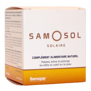MONAPHARM - SAMOSOL - CAPSULES SOLAIRE