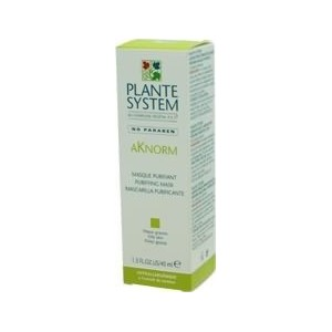 PLANTE SYSTEM - AKNORM - MASQUE PURIFIANT SANS PARABEN  