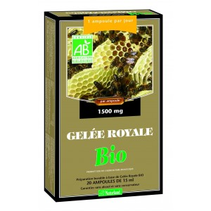NATURLAND - GEL&Eacute;E ROYALE BIO 1500 MG