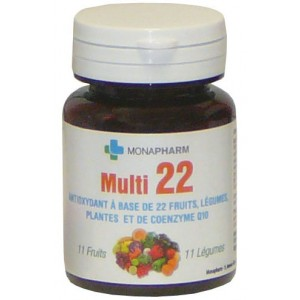MONAPHARM - MULTI 22