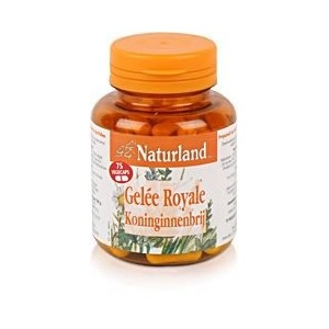 NATURLAND - GEL&Eacute;E ROYALE - 75 V&Eacute;G&Eacute;CAPS