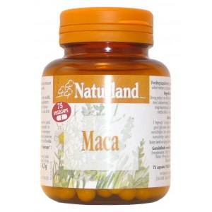 NATURLAND - MACA - 75 VÉGÉCAPS