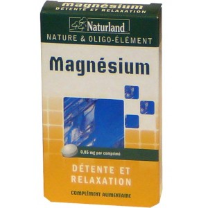 NATURLAND - OLIGO-LMENT MAGNSIUM