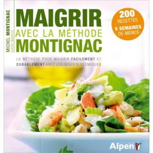 ALPEN - MAIGRIR AVEC LA M&Eacute;THODE MONTIGNAC