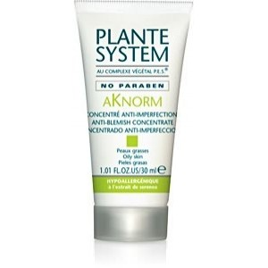 PLANTE SYSTEM - AKNORM - CONCENTRÉ ANTI-IMPERFECTIONS SANS PARABEN