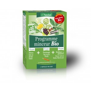 NATURLAND - PROGRAMME MINCEUR BIO 3 EN 1 