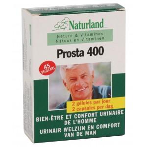NATURLAND - PROSTA 400 - 45 VÉGÉCAPS