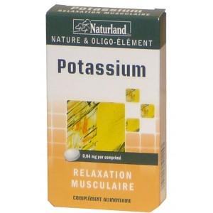 Naturland - Oligo-élément Potassium