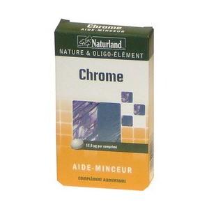Naturland - Oligo-élément Chrome