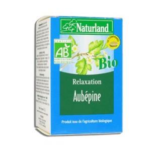 Naturland - Aubépine Bio - Comprimés