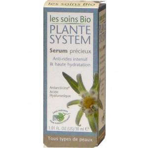 PLANTE SYSTEM - LES SOINS BIO - SÉRUM PRÉCIEUX
