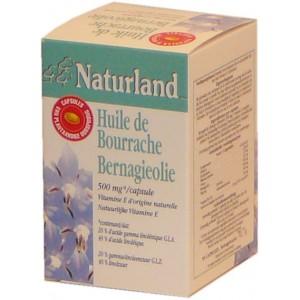 NATURLAND - HUILE DE BOURRACHE - 90 CAPSULES